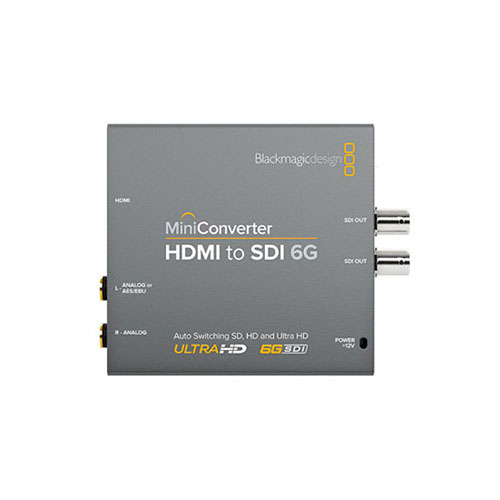 Blackmagic Design HDMI to SDI 6G Mini Converter Mumbai India