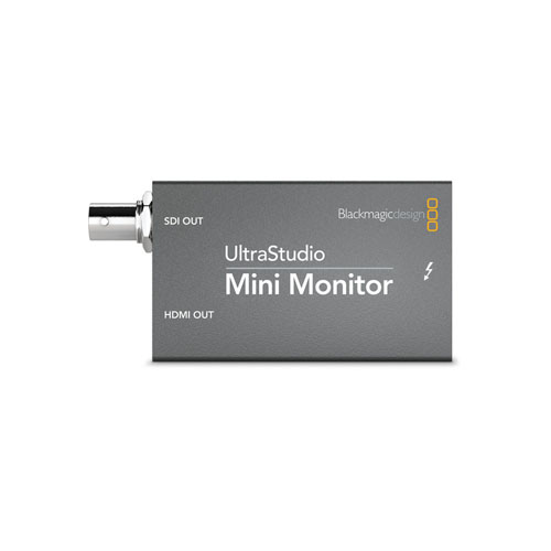 Blackmagic Design UltraStudio Mini Monitor Playback Device Mumbai India