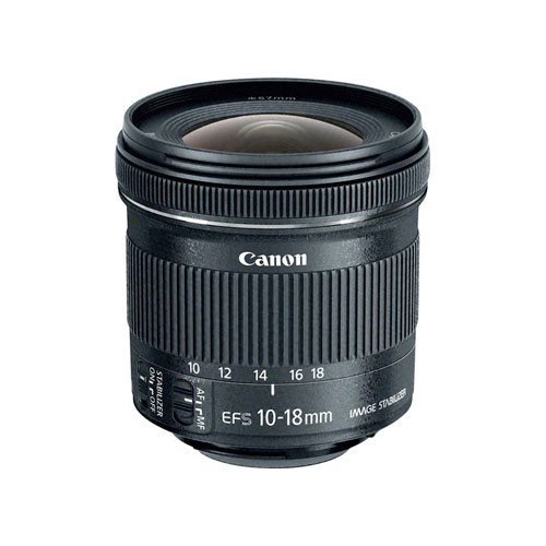 Canon EF S10 18mm f4.5 5.6 IS STM Lens Mumbai India