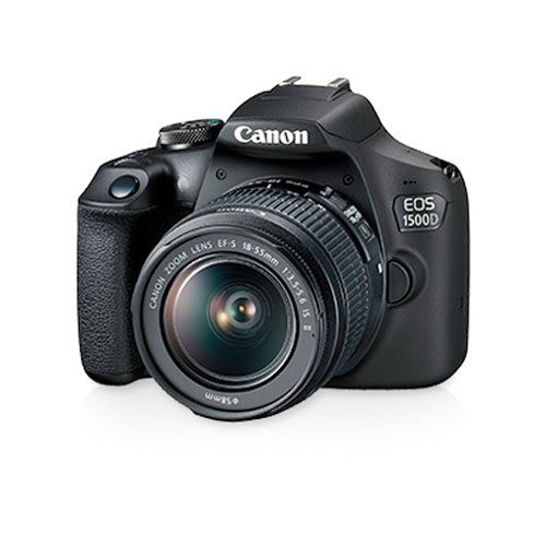 Canon EOS 1500D With EF S18 55 IS II Kit Mumbai India 1
