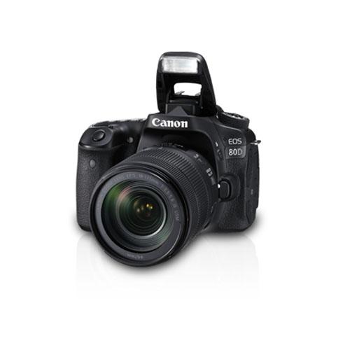 Canon EOS 80D DSLR Camera with 18 135mm Lens Kit Mumbai India 1