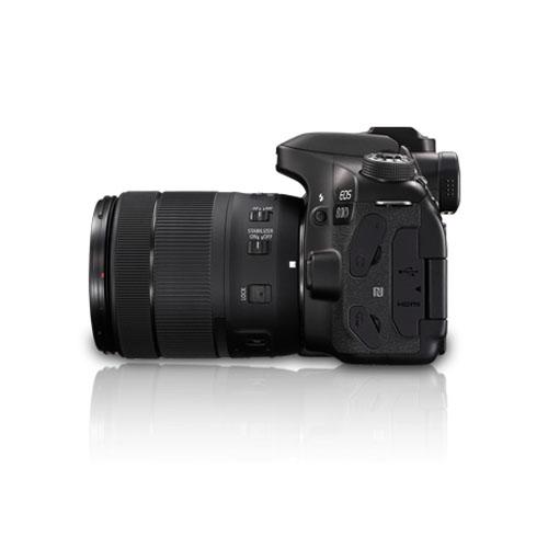 Canon EOS 80D DSLR Camera with 18 135mm Lens Kit Mumbai India 3