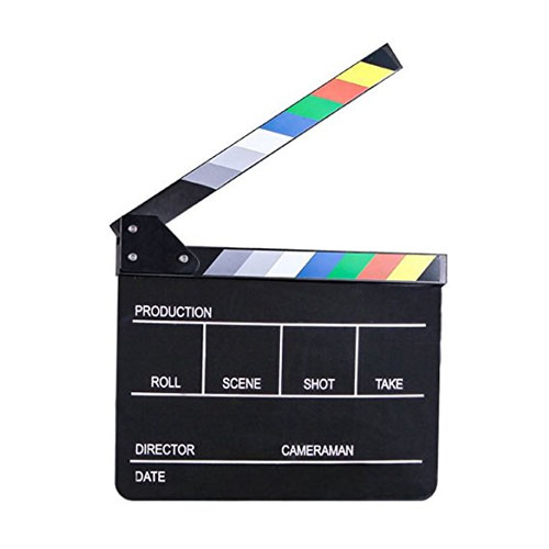 E image Professional Clapper Board ECB 02 Mumbai India