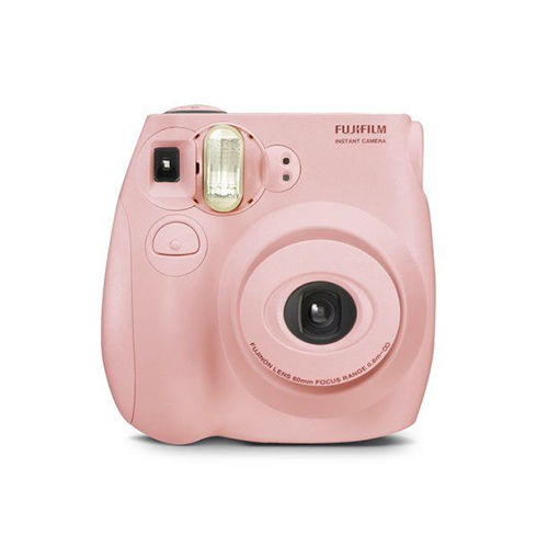 Fujifilm INSTAX Mini 7S Instant Film Camera Pink Mumbai India