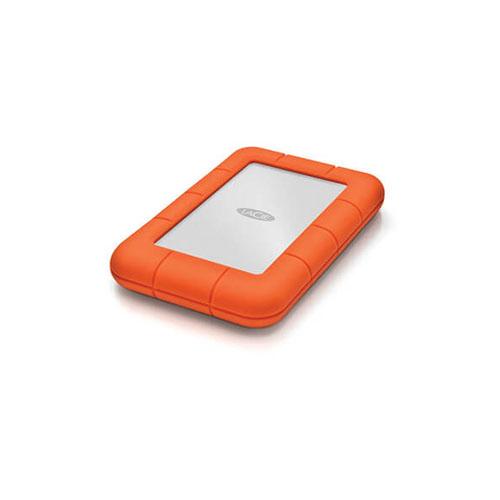 LaCie Rugged 1TB Mini Portable Hard Drive Mumbai India 01