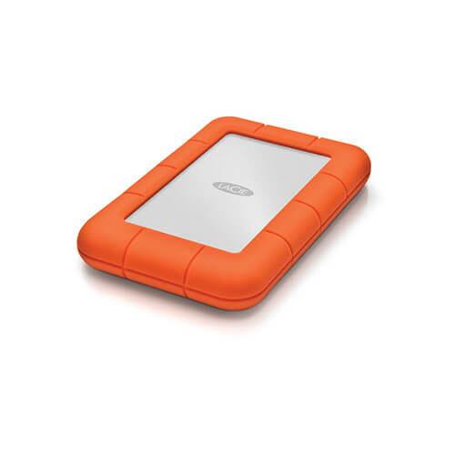 LaCie Rugged 2TB Mini Portable Hard Drive Mumbai India