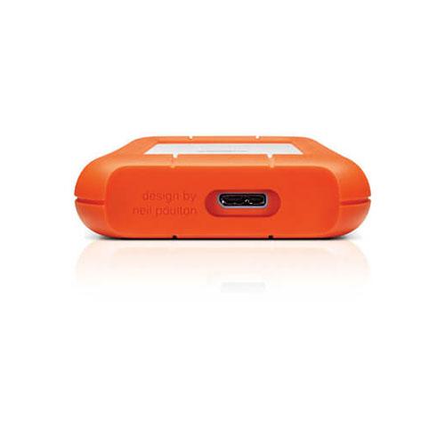 LaCie Rugged 2TB Mini Portable Hard Drive Mumbai India 1