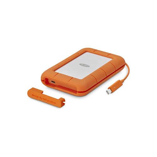 LaCie Rugged 2TB USB C Thunderbolt Mobile HDD Mumbai India 01