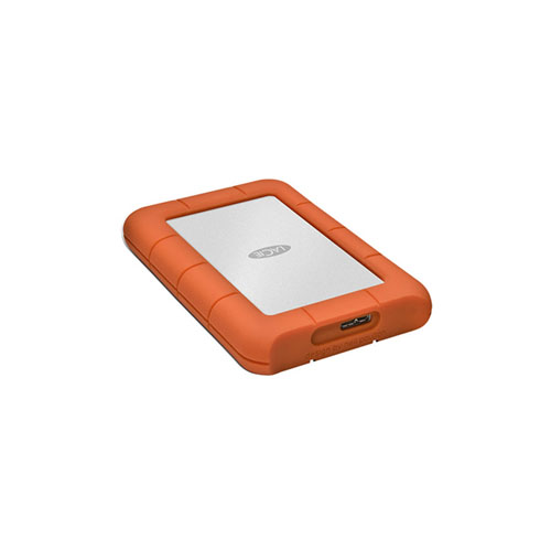 LaCie Rugged 4TB Mini Portable Hard Drive Mumbai India 01