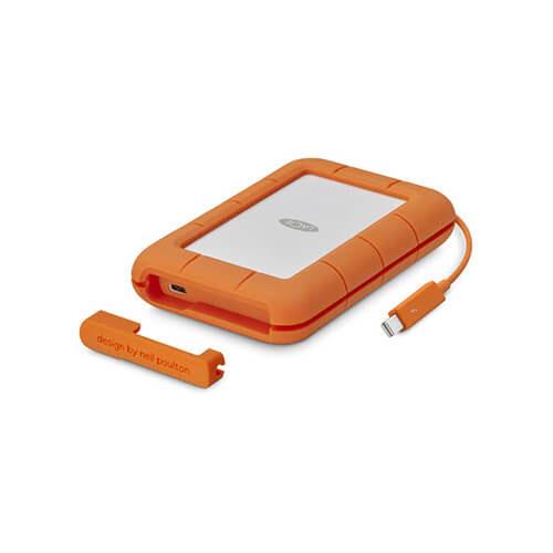 LaCie Rugged 4TB USB C Thunderbolt Mobile HDD Mumbai India 02