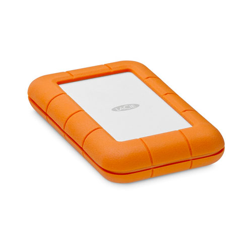 LaCie Rugged 5TB Thunderbolt USB C Mobile Hard Drive Mumbai India