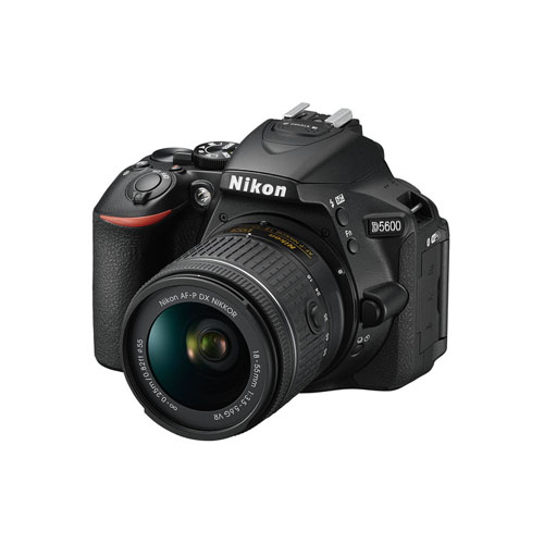 Nikon D5600 DSLR Camera with 18 55mm and 70 300mm Lenses Mumbai India 1