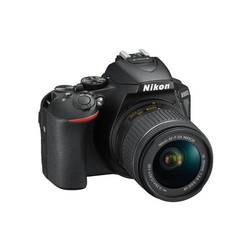 Nikon D5600 DSLR Camera with 18 55mm and 70 300mm Lenses Mumbai India 2