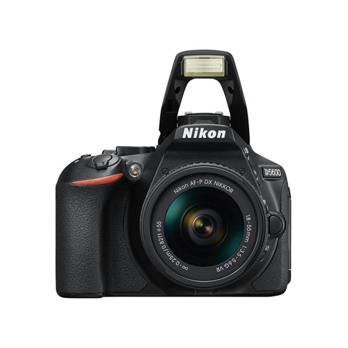Nikon D5600 DSLR Camera with 18 55mm and 70 300mm Lenses Mumbai India