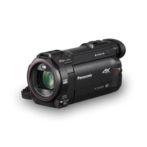 Panasonic HC WXF995 GW K Professional Camcorder Mumbai India 01