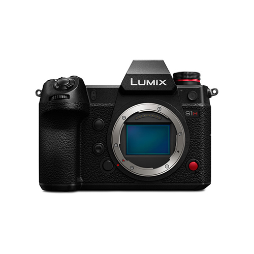 Panasonic Lumix DC S1H Mirrorless Digital Camera Mumbai India 01