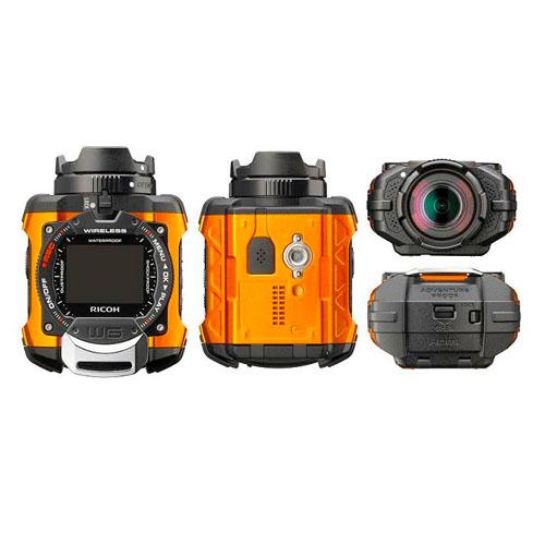 Ricoh WG M1 Compact Waterproof Action Digital Camera Mumbai India 3
