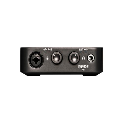 Rode AI 1 Studio Quality USB Audio Interface Mumbai India 01