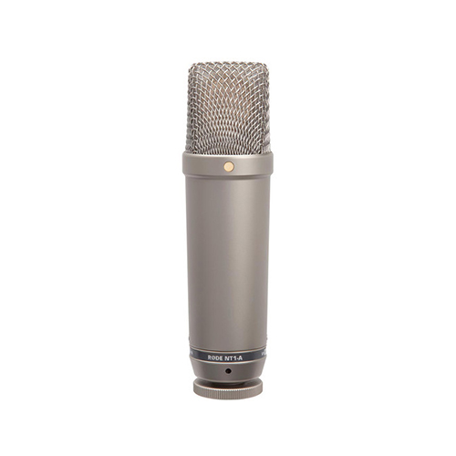 Rode NT1 A Large Diaphragm Condenser Microphone Mumbai India 01