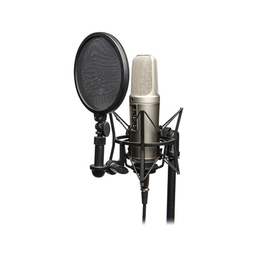 Rode NT2 A Studio Solution Microphone Mumbai India 02