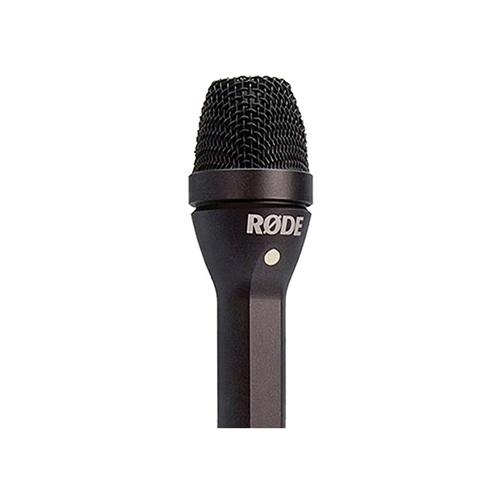 Rode Reporter Omnidirectional Handheld Interview Microphone Mumbai India 03