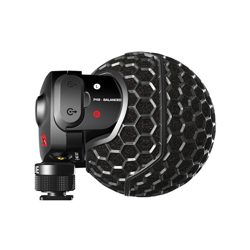 Rode Stereo VideoMic X Microphone Mumbai India 01
