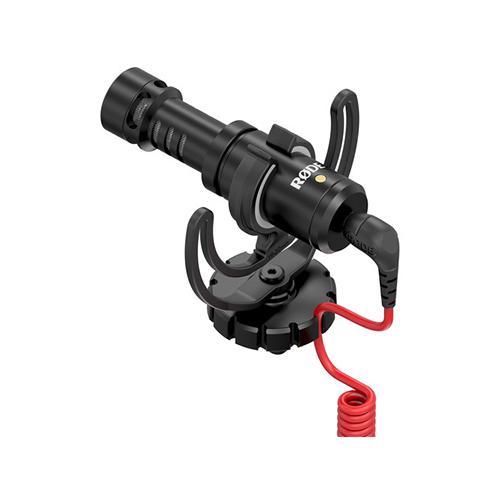 Rode VideoMicro Compact On Camera Shotgun Microphone Mumbai India 01