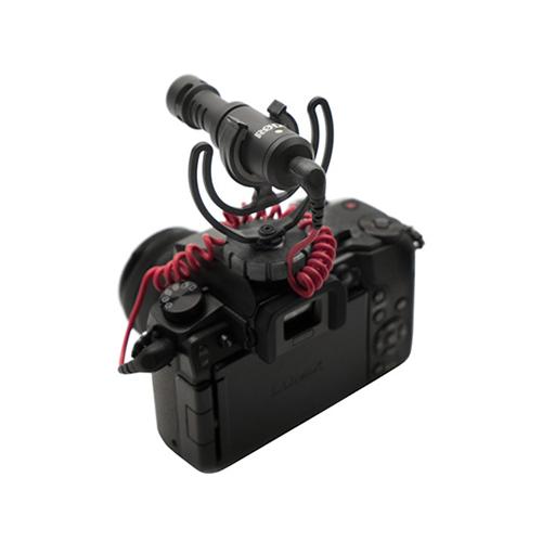 Rode VideoMicro Compact On Camera Shotgun Microphone Mumbai India 02