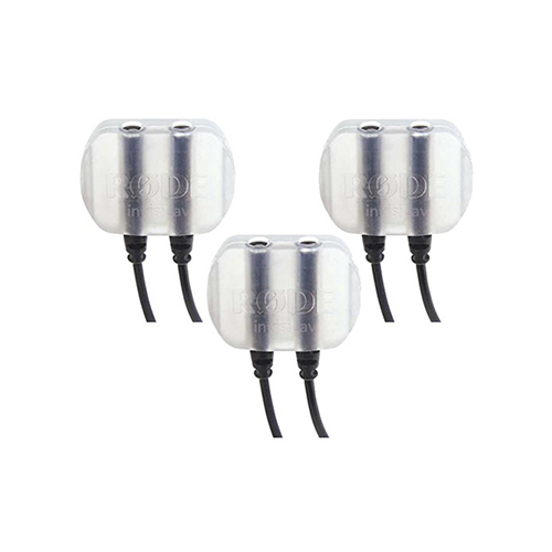 Rode invisiLav Discreet Lavalier Mounting System 3 Pack Mumbai India 01