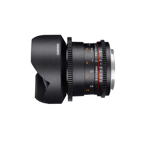 Samyang 14mm T3.1 VDSLR ED AS IF UMC II for Nikon F Mount Mumbai India 1