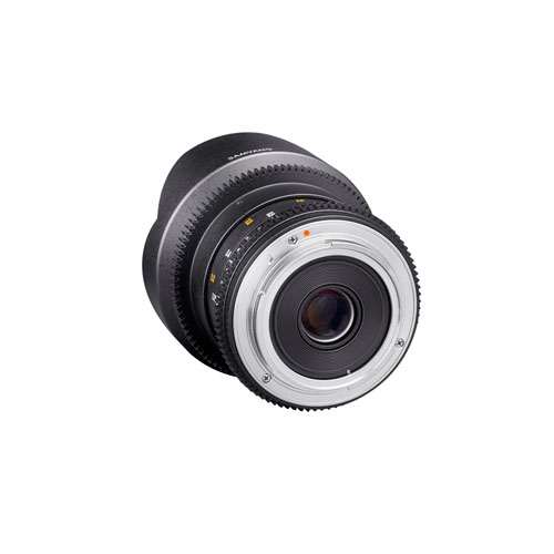 Samyang 14mm T3.1 VDSLR ED AS IF UMC II for Nikon F Mount Mumbai India 4