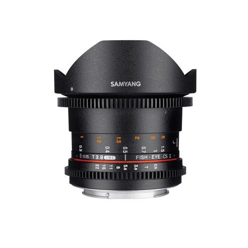 Samyang 8mm T3.8 VDSLR UMC Fish eye CS II for Sony E Mount Mumbai India