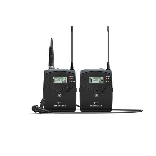 Sennheiser EW112P G4 A Wireless Omni Lavalier Microphone System Mumbai India