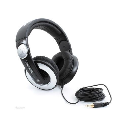 Sennheiser HD 205 Over Ear Stereo Headphone Mumbai India 1