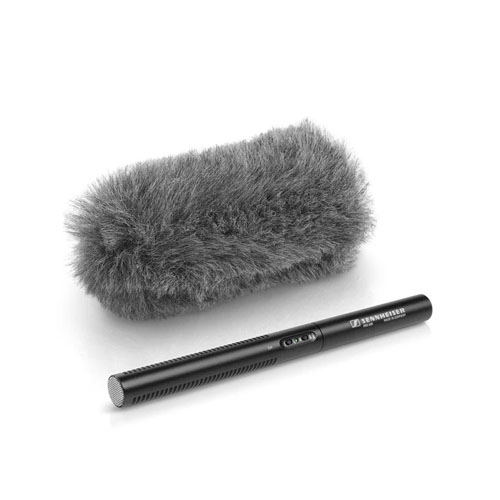Sennheiser MKE 600 Shotgun Condenser Microphone Mumbai India 1