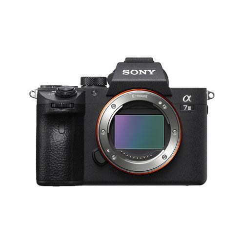 Sony Alpha a7 III Mirrorless Digital Camera Body Only Mumbai India