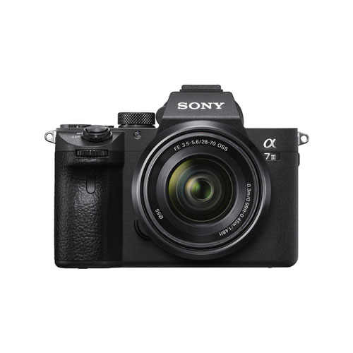 Sony Alpha a7 III Mirrorless Digital Camera with 28 70mm Lens Mumbai India