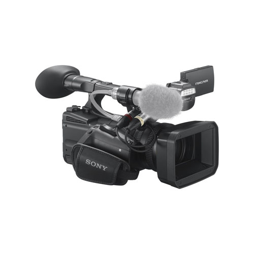 Sony HXR NX5R NXCAM Professional Camcorder Mumbai India 4