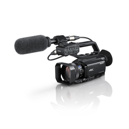 Sony HXR NX80 4K Handheld Camcorder Mumbai India 4
