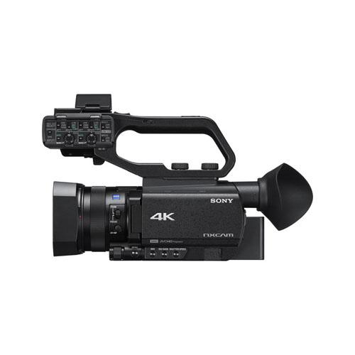 Sony HXR NX80 4K Handheld Camcorder Mumbai India