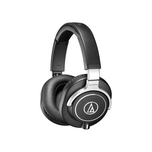 Audio Technica ATH M70x Pro Monitor Headphones 01