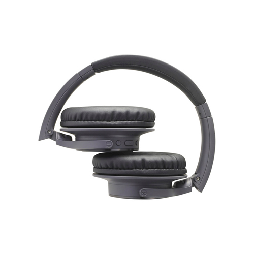 Audio Technica ATH SR30BT Wireless Over Ear Headphones Black 02