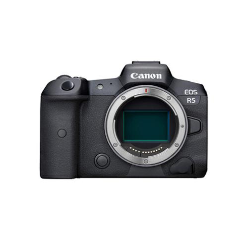 Canon EOS R5 Mirrorless Digital Camera Body 01