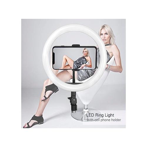Digitek DRL10H 10 inch Professional LED Ring Light Online Buy Mumbai India 02