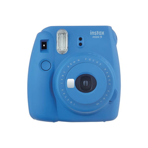 Fujifilm INSTAX Mini 9 Instant Camera Kit Cobalt Blue 01