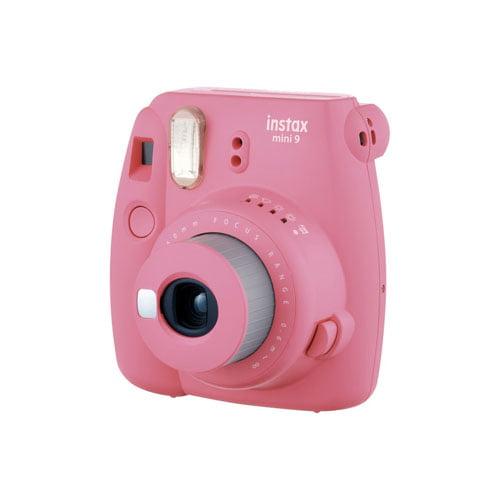 Fujifilm INSTAX Mini 9 Instant Camera Kit Flamingo Pink 03