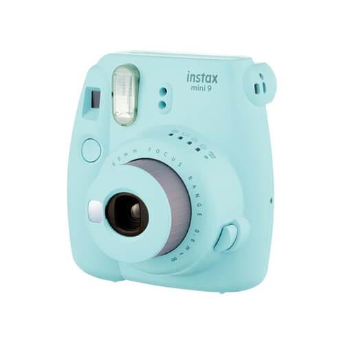 Fujifilm INSTAX Mini 9 Instant Camera Kit Ice Blue 02