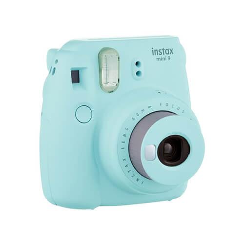 Fujifilm INSTAX Mini 9 Instant Camera Kit Ice Blue 03