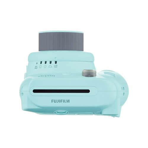 Fujifilm INSTAX Mini 9 Instant Camera Kit Ice Blue 05