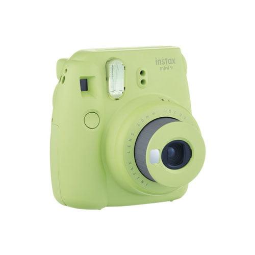 Fujifilm INSTAX Mini 9 Instant Camera Kit Lime Green 02